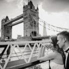 Londyn sesja ślubna