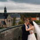 plener ślubny na Podklasztorzu