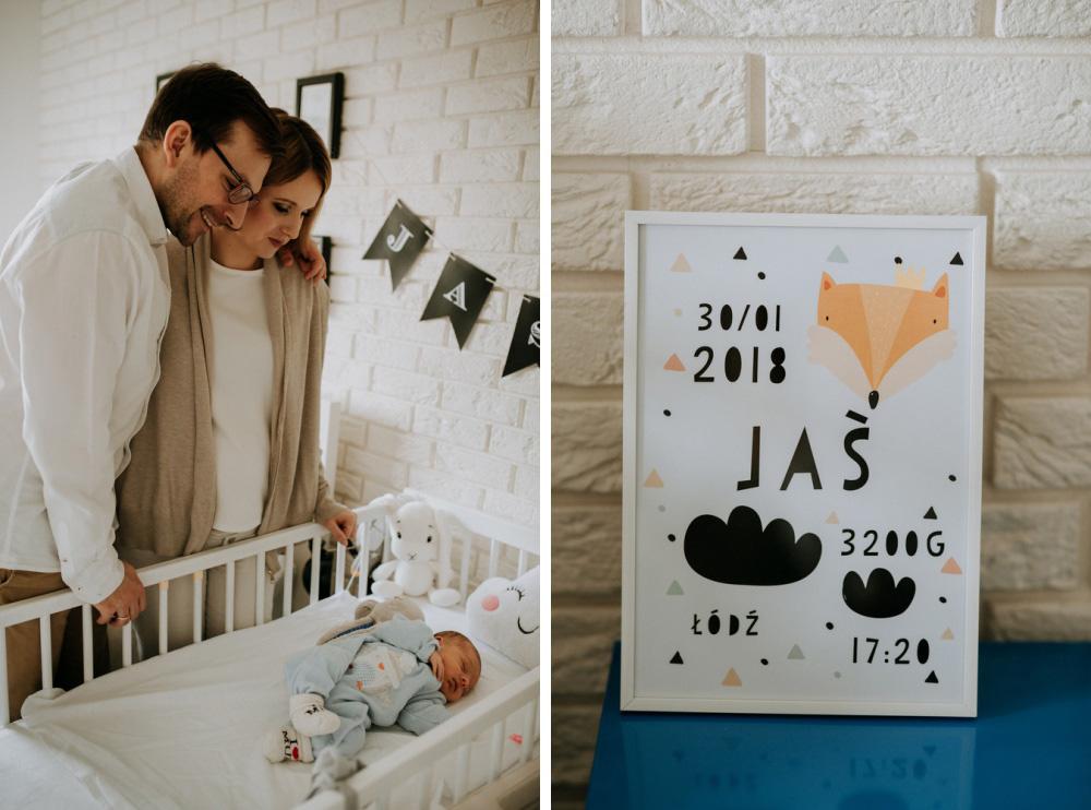 zdjęcia po narodzinach