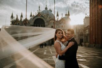 Fotograf ślubny Wenecja