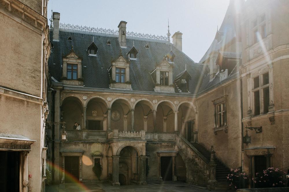 zamek Gołuchów